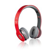 Beats™ Solo™HD (PRODUCT)RED™ Special Edition High Definition On-Ear... (305 NZD) ❤ liked on Polyvore