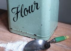 Make your own flour!  I have made flour from oats before, but can't wait to try some of the others on the list!