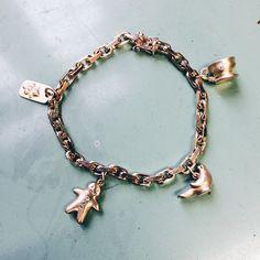 Milles armbånd #pricetag #gingerbreadman #birdienamnam #teacup #guld #diamant #gold #diamond