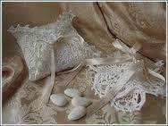 Risultati immagini per bomboniere matrimonio uncinetto