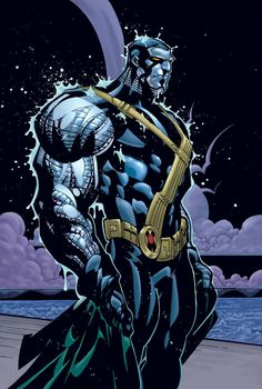 Colossus by Bachalo