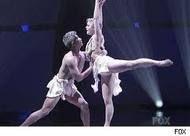 Melanie and Marko. SYTYCD season 8. Statue dance. Beautiful