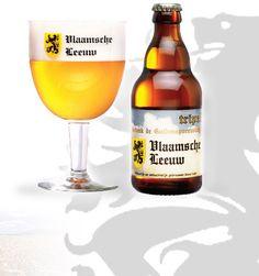 Vlaamsche Leeuw,   De Brouwerij van Vlaanderen bvba, Schilde Belgium 8.5%
