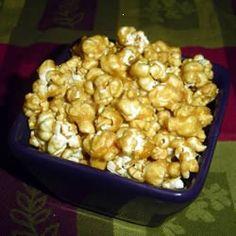 Tasty recipe to make Caramel Popcorn