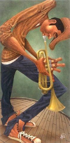 """Mr. Brass"" by David Garibaldi"