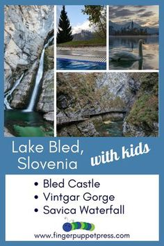 This to do in Lake Bled, Slovenia with kids. We explored Bled Castle, Savica Waterfall, Vintgar Gorge, and Ziva Wellness Pool Complex.