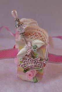 Marie Antoinette - Mini Accordian Books