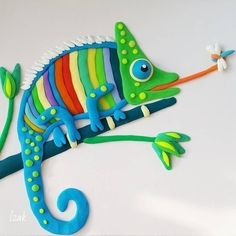 Sculpting pictures from plasticine: ideas 0 Clay Art Projects, School Art Projects, Polymer Clay Projects, Polymer Clay Art, Clay Crafts, Clay Clay, Clay Paint, Art School, Arts And Crafts Storage