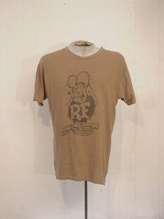 Vintage t shirt, Rat Fink t shirt, 1980s t shirt, Roth t-shirt, vintage clothing, XL