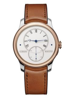 #Watch with #Style -- #FPJourne Tourbillon Historique