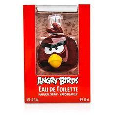 Disney Angry Birds (Red) Eau De Toilette Spray - 50ml-1.7oz
