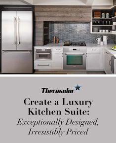 Kitchen On A Budget, Kitchen Redo, Home Decor Kitchen, Kitchen Remodel, Kitchen Design, Elegant Kitchens, Cool Kitchens, Custom Home Plans, Kitchen Cabinet Styles