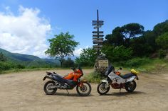Moto Trail: KTM 990 Adventure