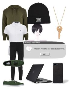 Watch dogs 2 josh( hawt sauce ) by lifer5454 on Polyvore featuring polyvore and art