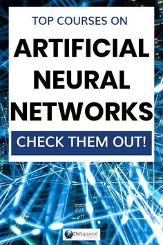 Artificial Intelligence, Machine Learning and Deep Learning are all the rage in the press these days, and if you want to be a good Data Scientist you're going to need more than just a passing understanding of what they are and what you can do with them. In this blog post we'll introduce you to the best Artificial Neural Network courses. #ANNS #artificialintelligence #neuralnetworks Artificial Intelligence News, Artificial Neural Network, Science Articles, Python Programming, Deep Learning, Data Science, What You Can Do, Big Data, Data Visualization