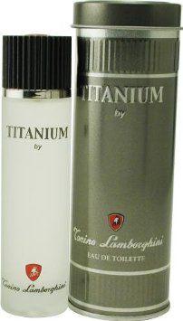 Amazon.com: Lamborghini Titanium By Tonino Lamborghini For Men. Eau De Toilette Spray 3.4 Oz.: Tonino Lamborghini: Beauty