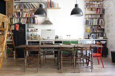 Une cuisine bohême – Miluccia