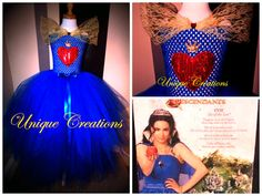 Hey, I found this really awesome Etsy listing at https://www.etsy.com/listing/249268638/evie-from-descendants-inspired
