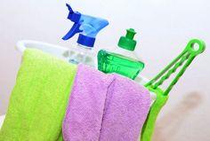 ¿Cuál es la rutina de limpieza que funciona para mantener la casa limpia? Encuentra aquí una rutina de limpieza básica que funciona.