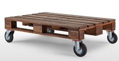 going to make one of these for our patio.. only using smaller casters..