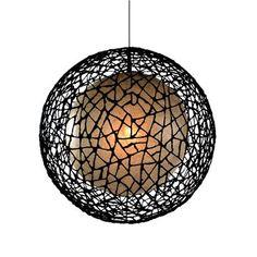 Hive C-U C-ME Round Lamp - Style # LPCC-xxxx, Modern Suspension Lamps - Modern Chandeliers - Modern Pendant Lighting | SwitchModern.com