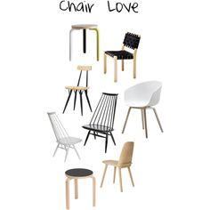 #scandinaviandesing, #alvaraalto #hay #artek #madamoiselle #beautyismytreasure Alvar Aalto, Interior Decorating, Interior Design, Scandinavian Design, Interior Inspiration, Dining Chairs, House Design, Mobiles, Polyvore