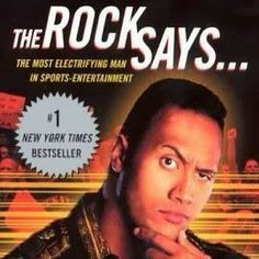 ' THE ROCK SAYS ' becomes the best seller  in New York... subscribe to aboutstarslife.blogspot.com and get the latest news of stars in your inbox.