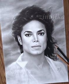 MJ by zimnika7.deviantart.com on @DeviantArt