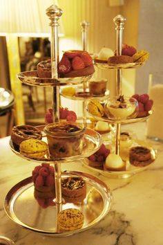 Milla's Paris: Dali Afternoon Tea at Le Meurice