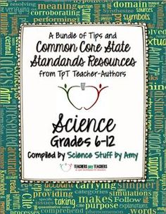 Classroom Freebies: Common Core Back to School eBook 2013 (Science)
