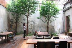 요즘 인스타에서 정말 핫한 성수동 카페, 대림창고 성수동쪽 하면 자그마치가 최고였는데 1년만에 여기로 ...