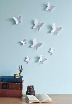 HOME TIP: De leukste manieren om vlinders in je huis te verwerken | I LOVE FASHION NEWS