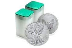 This is how we Roll at Gainesville Coins.  #coinroll  #coins   #silverbullion  #silver  http://www.gainesvillecoins.com/american-silver-eagles.aspx