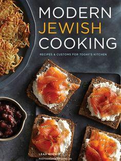 Cookbook Spotlight: Modern Jewish Cooking *Giveaway*