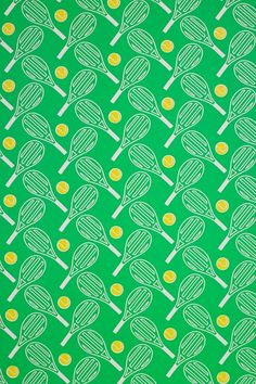 Turner Pocock Cazelet Tennis wallpaper - Wallpaper Ideas (houseandgarden.co.uk)