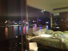 My room & view. Hong Kong 2014
