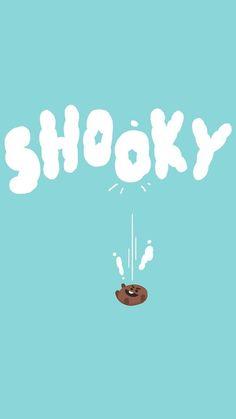 SHOOKY - created by Suga  #방탄소년단 #슈가