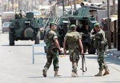 عبداللطيف صالح: اشتباكات الامس كانت بين مجموعات قادمة من سوريا والجيش