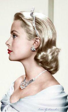 Princess Grace Vintage ~ Debbie ❤