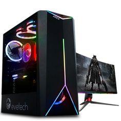Buy 10th Gen Core i9 10900 5.2GHz RX 5600 XT 6GB Budget Gaming PC at Evetech.co.za Budget Gaming Pc, Gaming Pcs, Gaming Headset, Gaming Setup, Best Pc, Mini Itx, Alienware, Logitech, Games