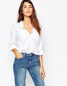 Image 1 ofWarehouse Smart Cotton Shirt