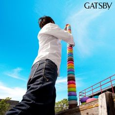 """""""Gatsby Moving Rubber"""" by obsunga on Polyvore Gatsby Moving Rubber, Philippines, Outdoor Decor, Tower, Colorful, Polyvore, Rook, Computer Case, Building"""