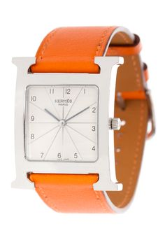 HERMES WATCH @Michelle Coleman-HERS