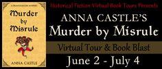Bibliophilia, Please: Blog Tour (Guest Post & Giveaway): Murder by Misru...
