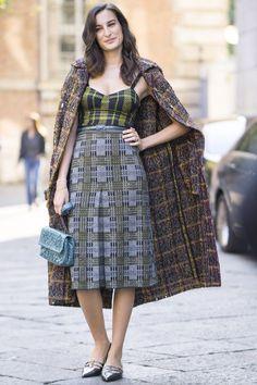 Après New York et Londres, les Fashionistas Ont Débarqué à Milan Jour 4