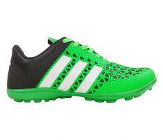 fd70970e77 Chuteira Society Adidas Ace 15.3 Verde e Preto - Cabedal confeccionado em  material sintético. Conta