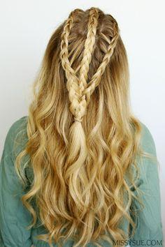3 peinados Irritadiza //  #Irritadiza #Peinados                                                                                                                                                                                 Más