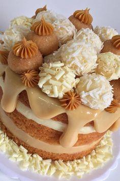 Mini Tortillas, Churros, Pastel Cupcakes, Sweet Cakes, Bon Appetit, Donuts, Cupcake Cakes, Sushi, Deserts