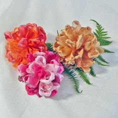 Chrysanthemum Flower Tutorial How To DIY Ribbon by red4short, $3.00