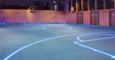 """LED """"ASB GlassFloor"""" Sports Court - SNEAKHYPE"""